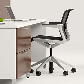 Phenomenal Allsteel Clarity Bmw B Executive Office Machost Co Dining Chair Design Ideas Machostcouk