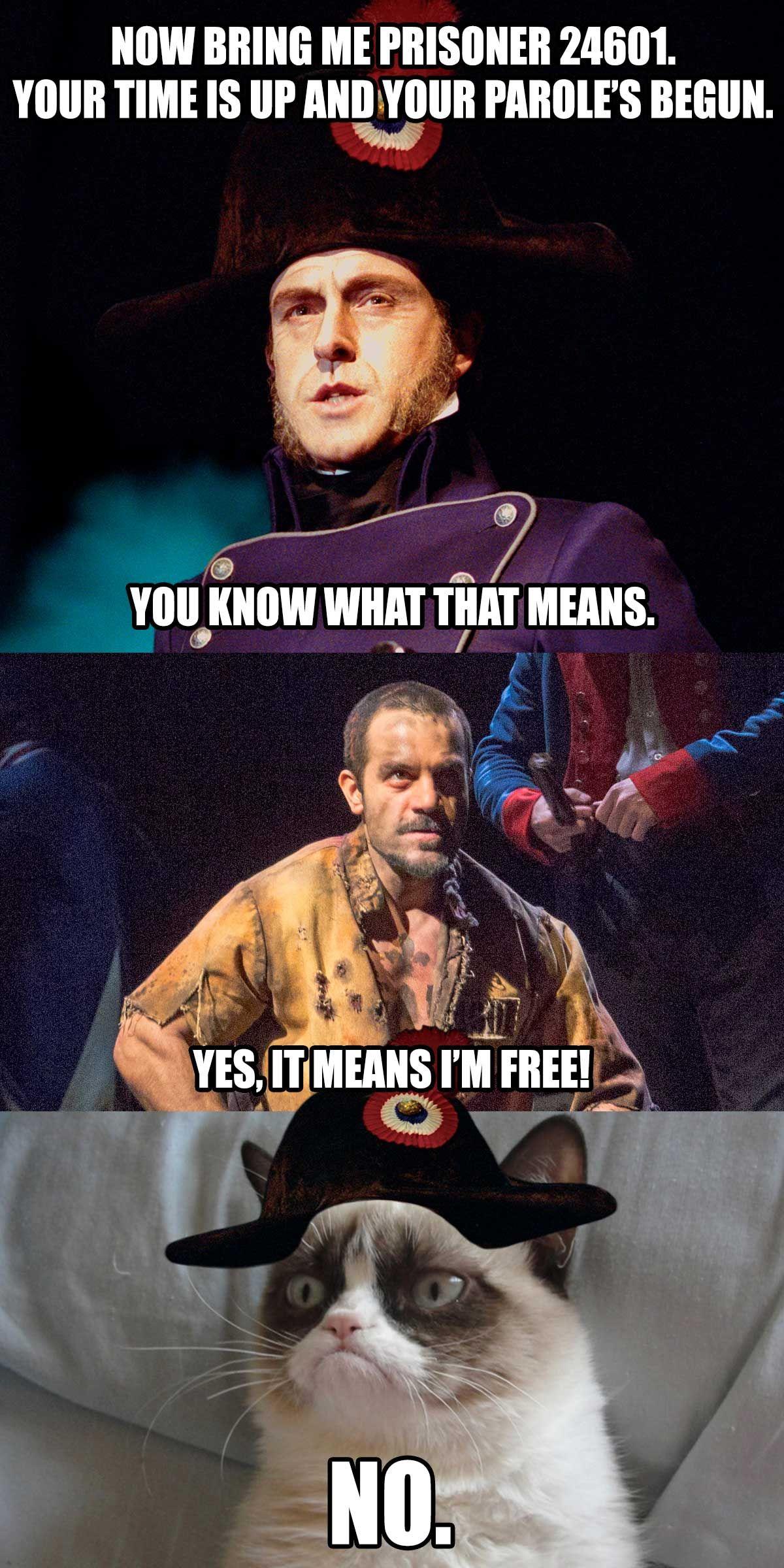 Broadway memes are the best memes. MIZ Memes Les
