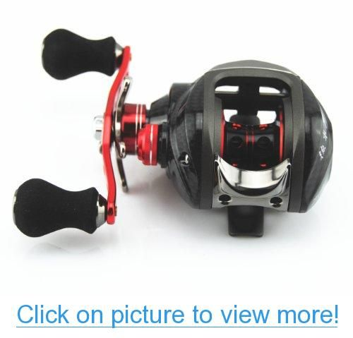 Hot Dmb 10 1 Bb Baitcasting Reel 6 3 1 Aluminum Pike Fishing Reel