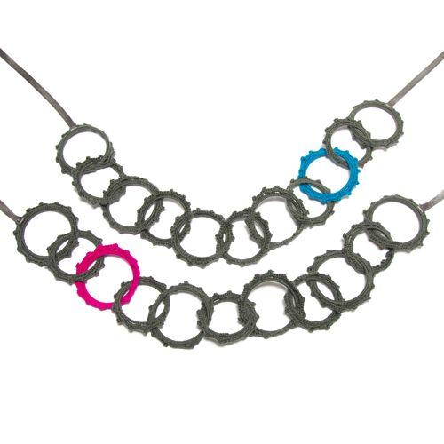 Fair Trade Crochet Necklaces