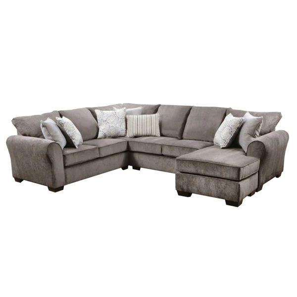 Overstock Com Online Shopping Bedding Furniture Electronics Jewelry Clothing More Grey Sectional Sofa Sectional Sofa Furniture