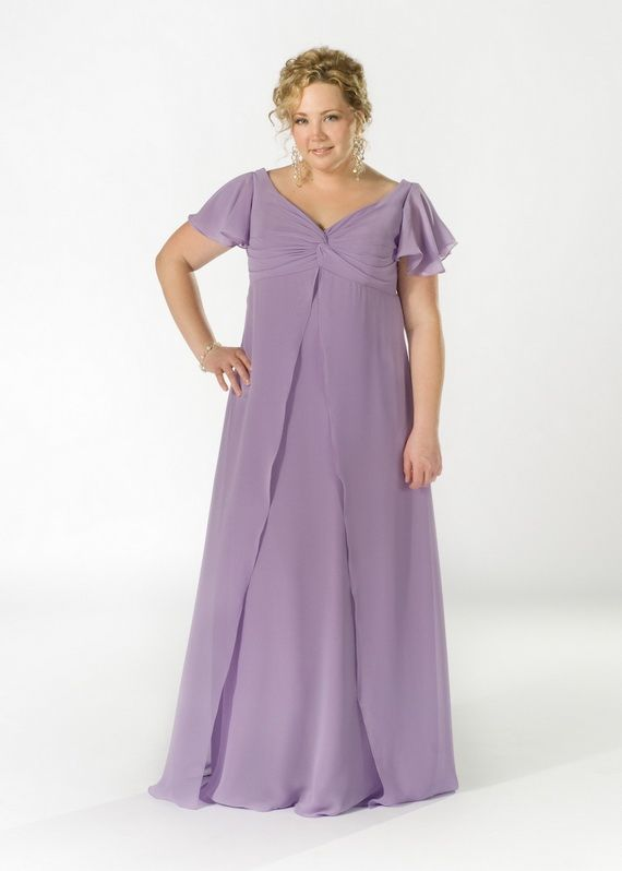 bridesmaid dress for 60+ plus size woman - Yahoo Image Search ...