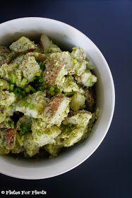 Plates for Plants: The BEST Vegan Potato Salad
