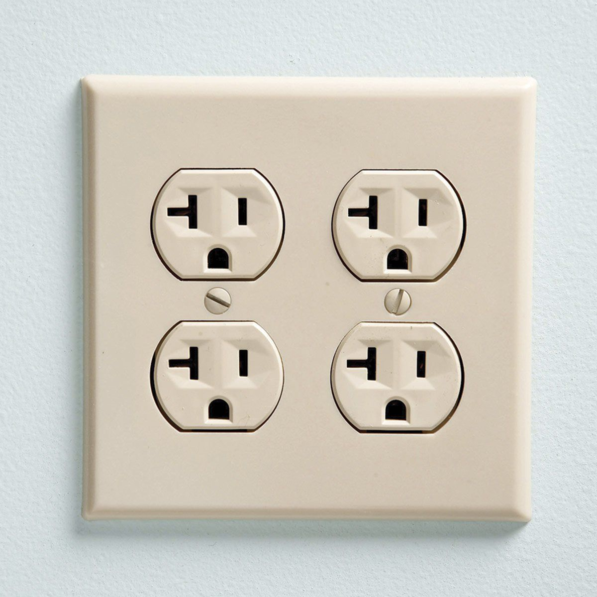 Which Is The Correct And Incorrect Way To Install An Electrical Outlet With Images Electrical Outlets Electricity Home Electrical Wiring