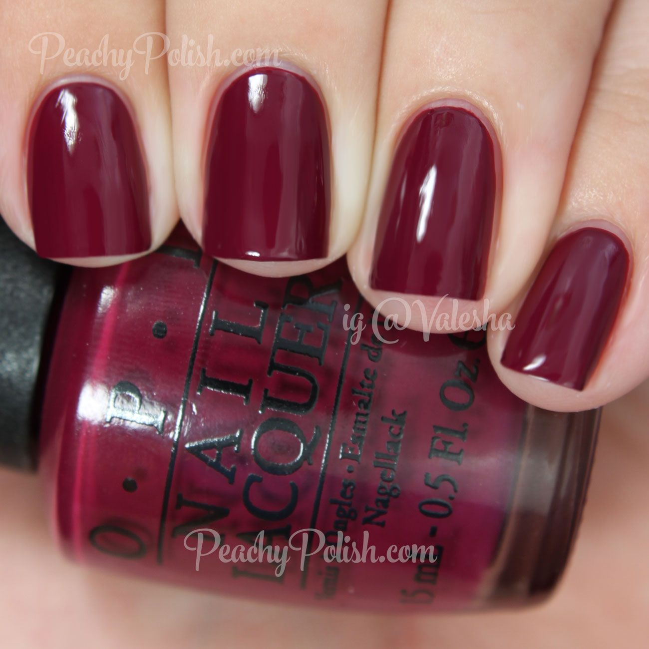 OPI Just Be-Claus | Holiday 2014 Gwen Stefani Collection | Peachy ...