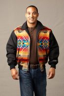 Bomber Jackets - Pendleton ® Fabric Jackets for Men & Women