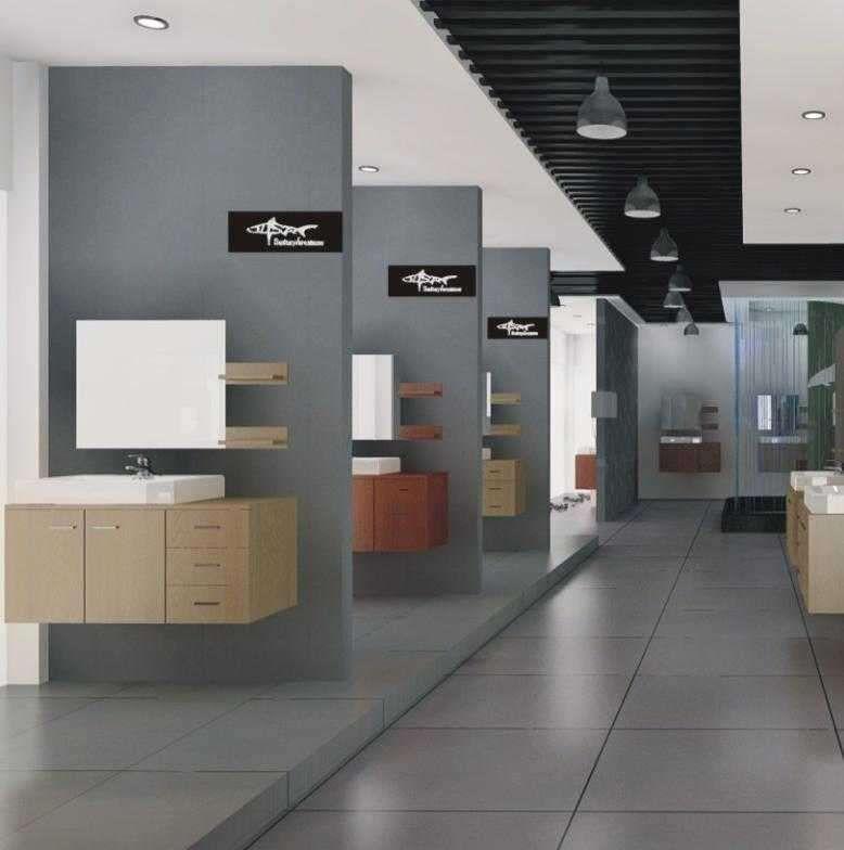 Designer Water Closets, Wash Basins
