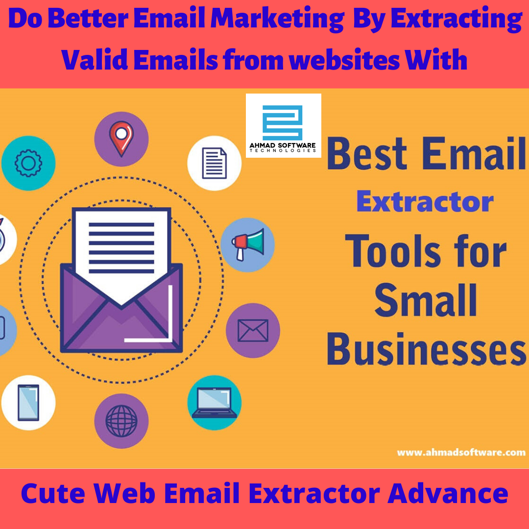 Web Email Extractor helps you to extract emails according to your business keywords If you do email marketing in this way then you can boost your business sales revenue C...