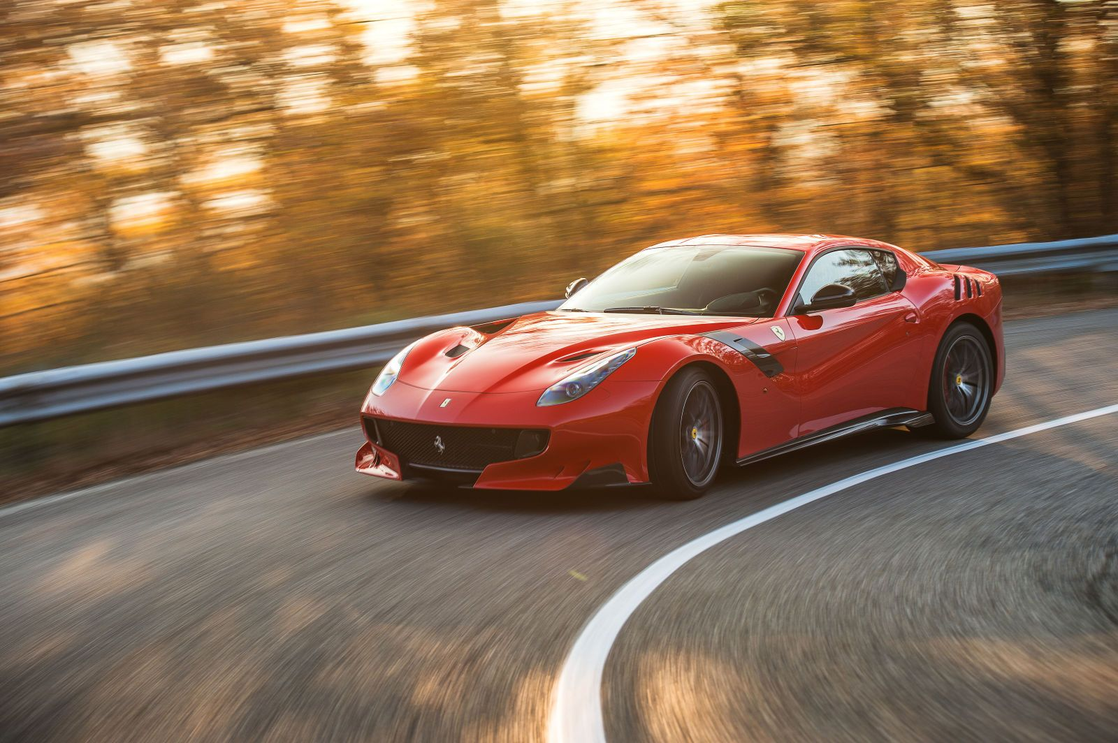 The Ferrari F12tdf Is A 770 Horsepower Throwback To The Supercar