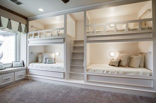 Exceptional Kids Room Spare Room Ideas | Bunk room ideas | Pinterest ...