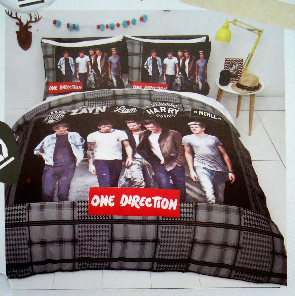 ONE DIRECTION 1D Quilt Cover SetSingle Bed Size