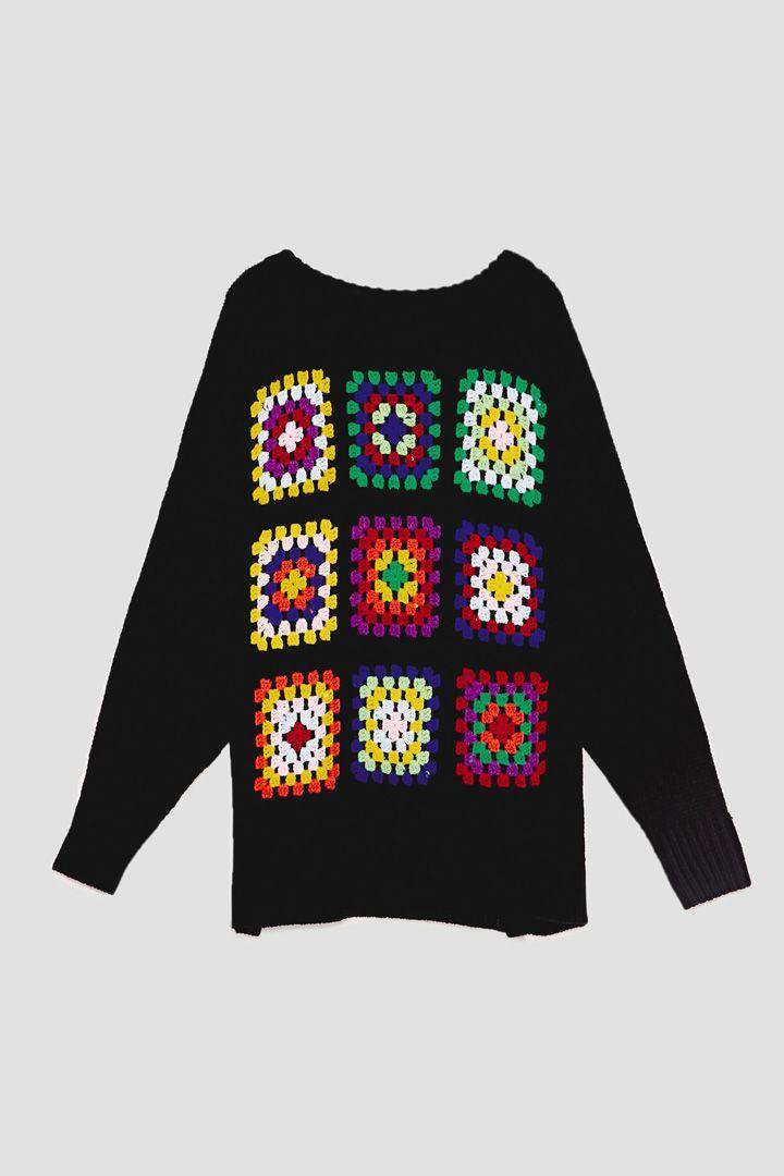 27dfe3e95bd5 Ya ha llegado el frío y aquí te proponemos todos los jerséis que  necesitarás esta temporada. Más de 100 opciones de tus marcas favoritas.
