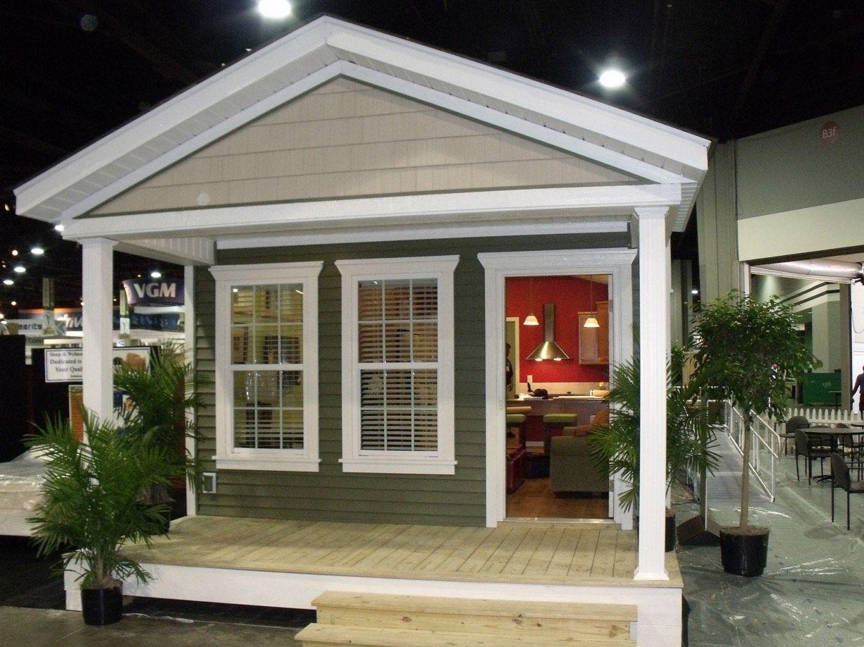 Little Care Cottage by EcoCottages Backyard cottage