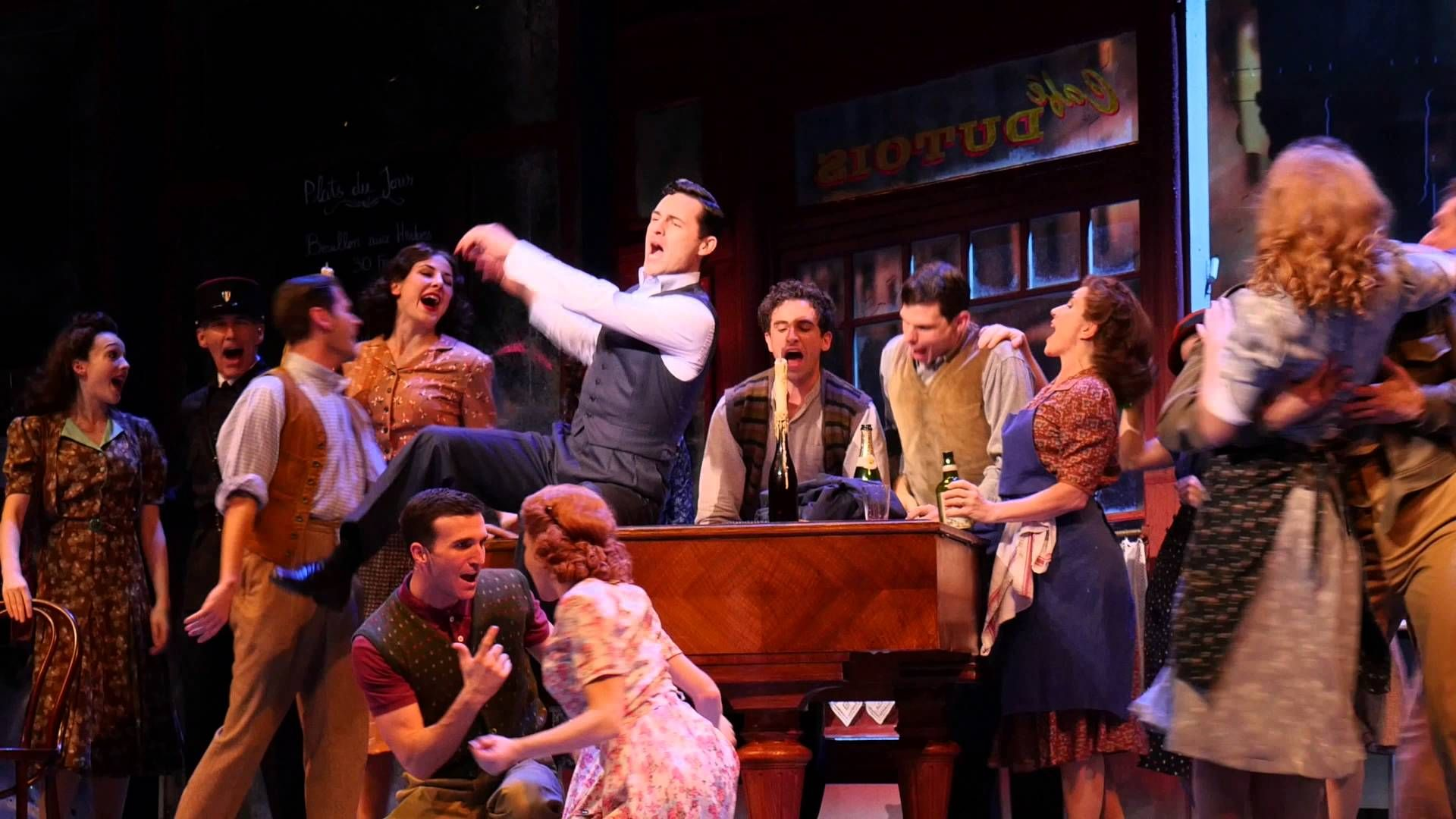 An American in Paris on Broadway Official Trailer An