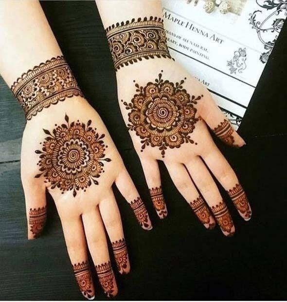 Trendy And Stunning 140 Finger Mehndi Designs For 2020 Brides Mehndi Designs For Fingers Mehndi Designs For Hands Latest Mehndi Designs