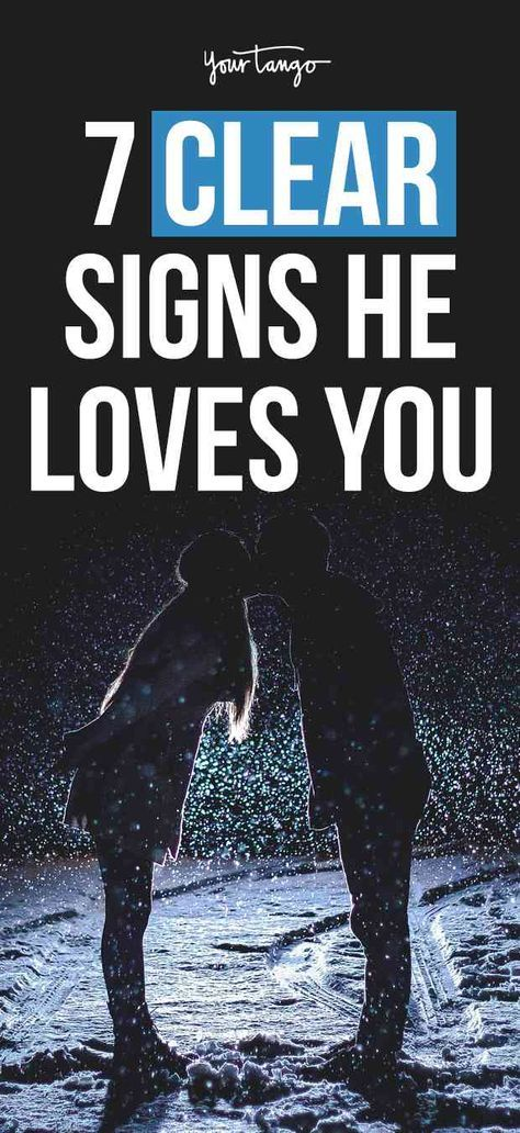 7 Clear Signs Hes Deeply In Love With You   Signs he