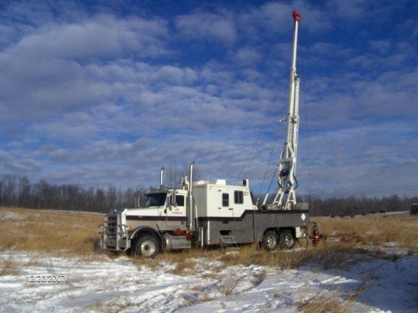 Wireline Field Engineer Odessa Tx: Expro Wireline Mast Unit, On The Job