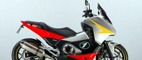 Honda Integra Sport Concept & Touring, La firma japonesa presenta dos ensayos de su escúter que, de momento, no llegarán a la cadena de montaje. http://www.vidapremium.com/motos/item/3965-honda-integra-sport-concept--touring.html#!prettyPhoto[gallery32f5f8c9f0]/0/