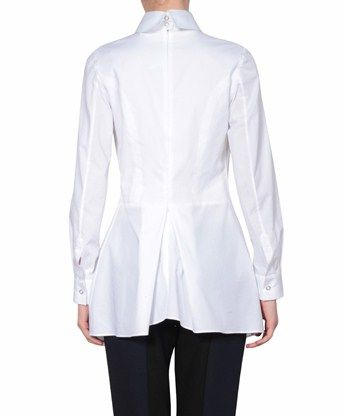 Ter Et Bantine Shirt over with plastron | Lindelepalais.com 19113
