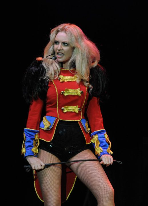 Ring Leader Brittany Spears