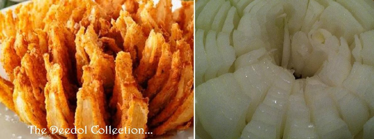Granny's Bloomin' Onion.... https://grannysfavorites.wordpress.com/2016/10/25/grannys-bloomin-onion-4/