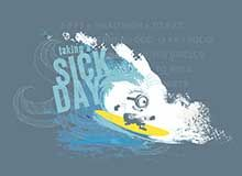 Taking a Sick Day - Minion Surfing