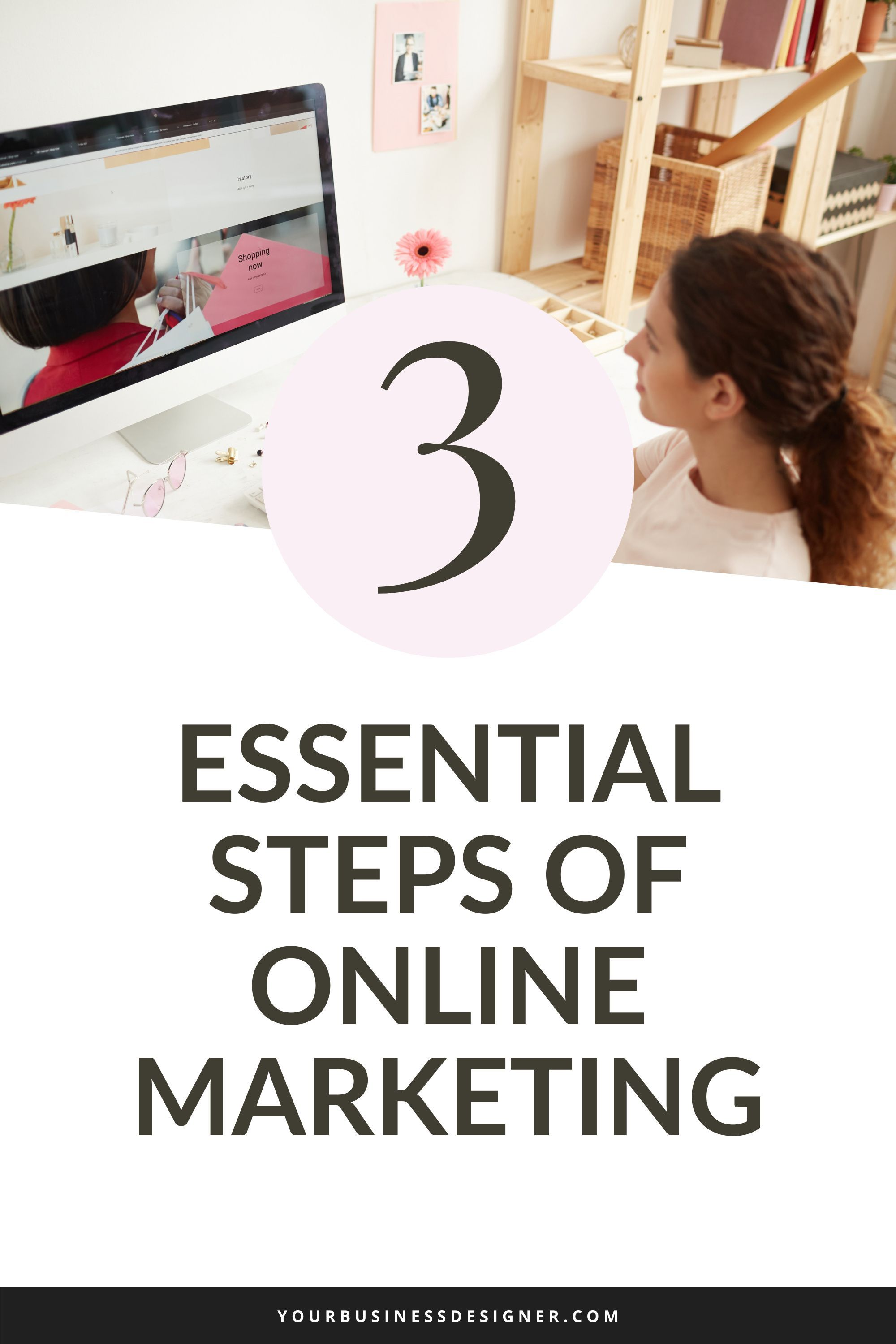 Wanna learn effective steps of online marketing? Read for more details... #onlineentrepreneur #onlinebusiness #womenentrepreneur #businesstips #marketing