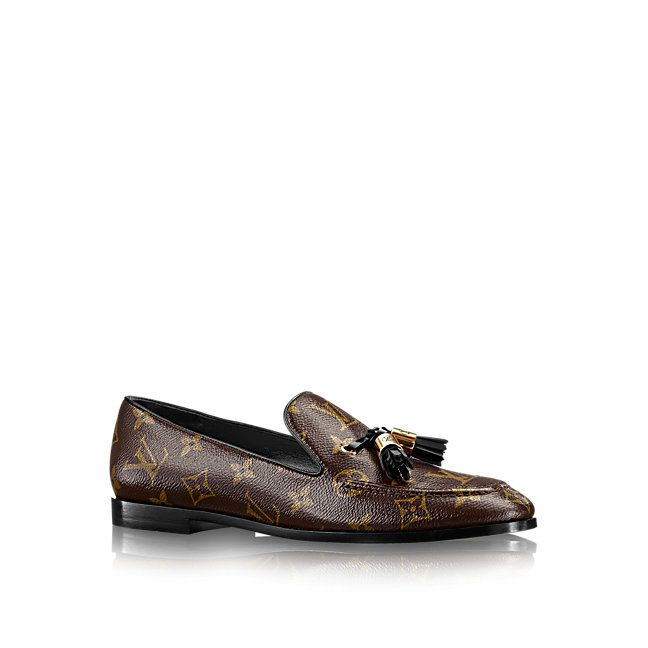 42e283c80a5 Society Loafer in Women's Shoes collections by Louis Vuitton | I ...
