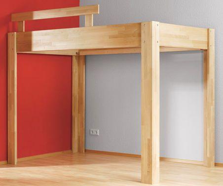 bauanleitung hochbett lilashouse. Black Bedroom Furniture Sets. Home Design Ideas