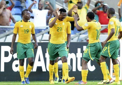 FOOTBALL -  CAN: l'Afrique du Sud se dtache, Maroc et Cap-Vert s'attachent - http://lefootball.fr/can-lafrique-du-sud-se-dtache-maroc-et-cap-vert-sattachent/