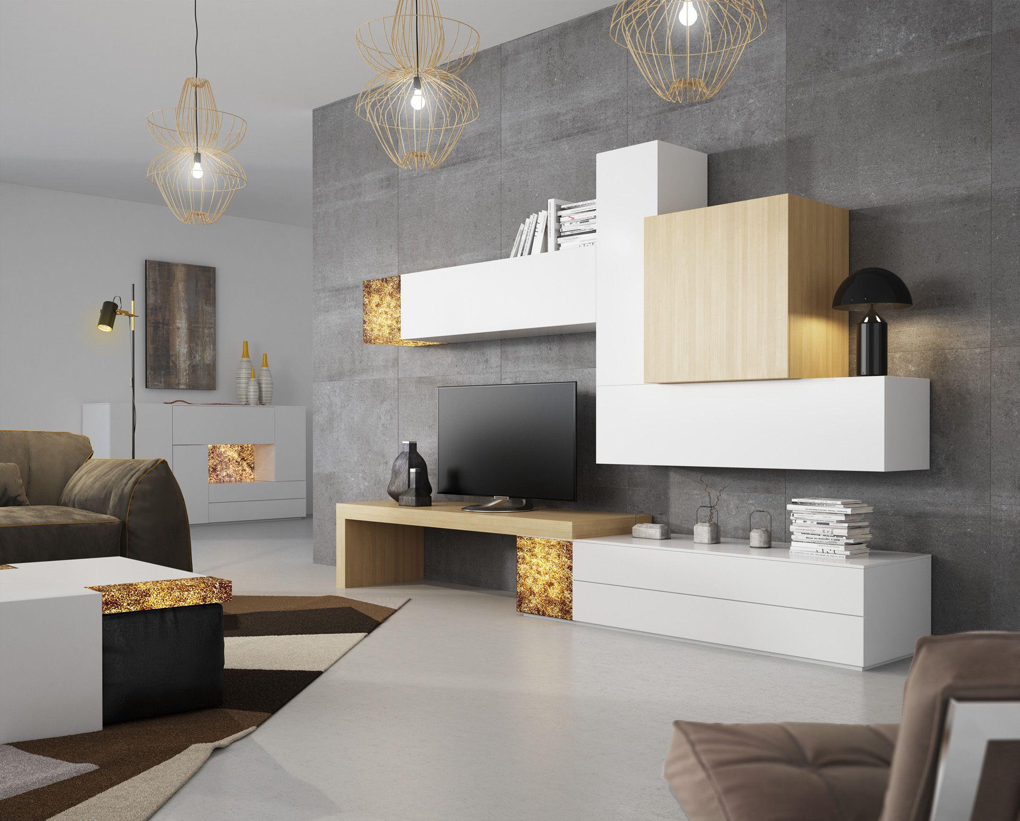 Colecci n ortus evolution comedores modernos muebles - Comedores diseno moderno ...