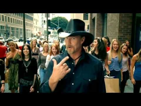 Trace Adkins  Ladies Love Country Boys  Country Music