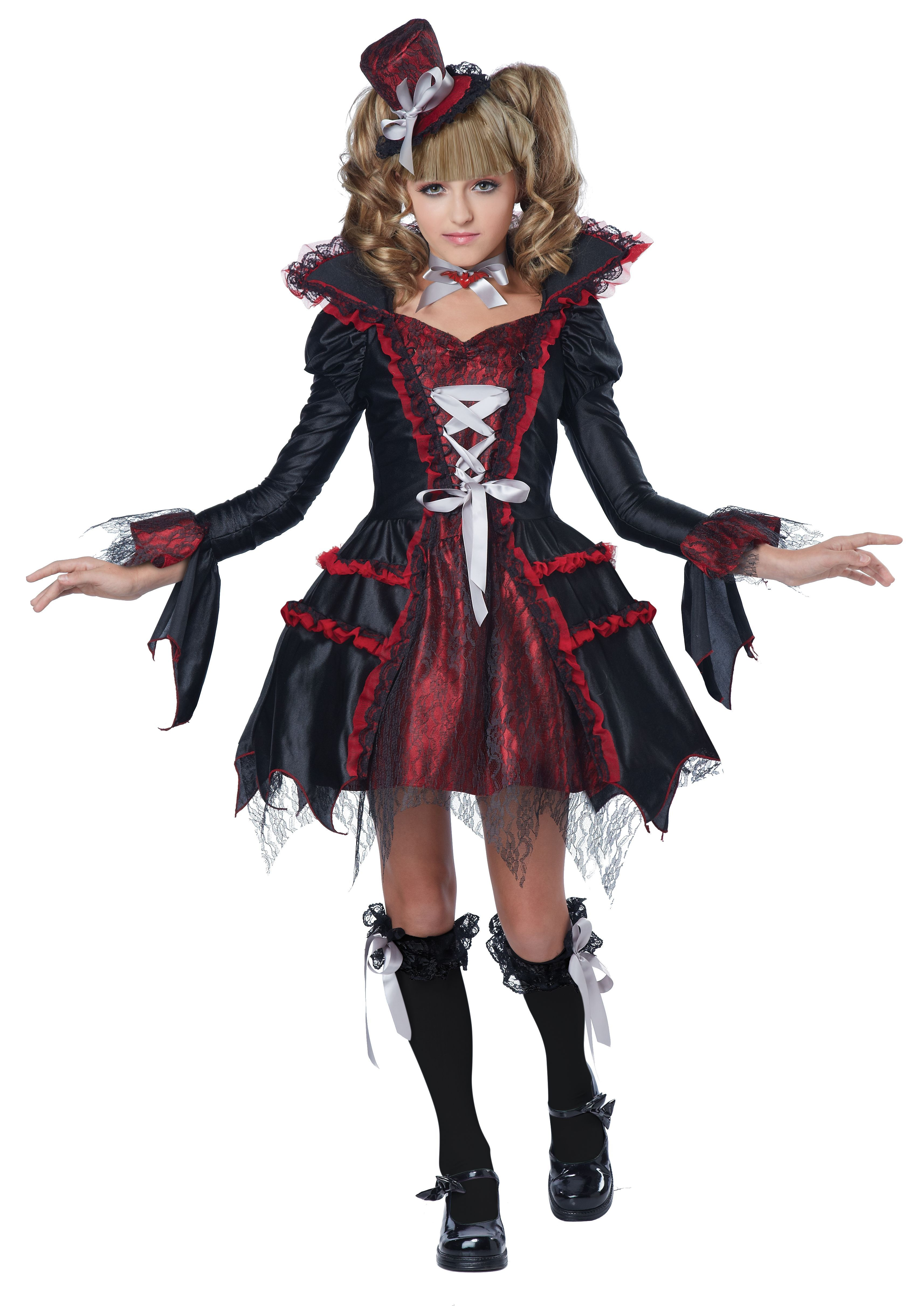 vampire girl costume - Halloween Costumes Vampire For Girls