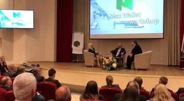 Max Wallet Seminar At The University Of Colorado Usa