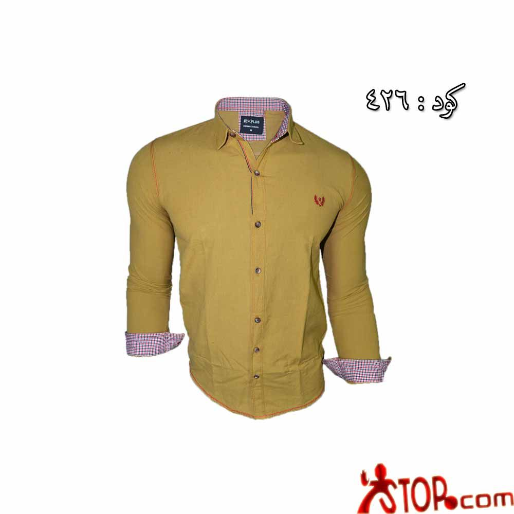 قميص رجالى قطن مغسول كمونى فى الاسكندرية متجر ستوب للملابس الرجالى Mens Tops Shirts Shirt Dress