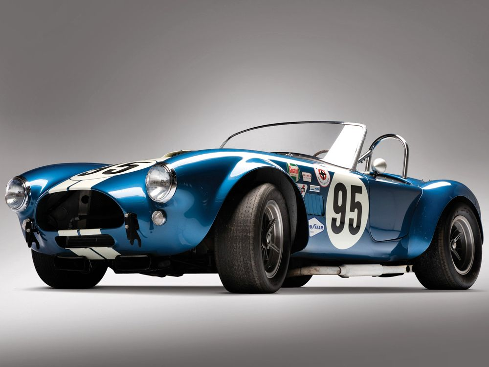 ac shelby cobra   voitures de collection   les plus beaux