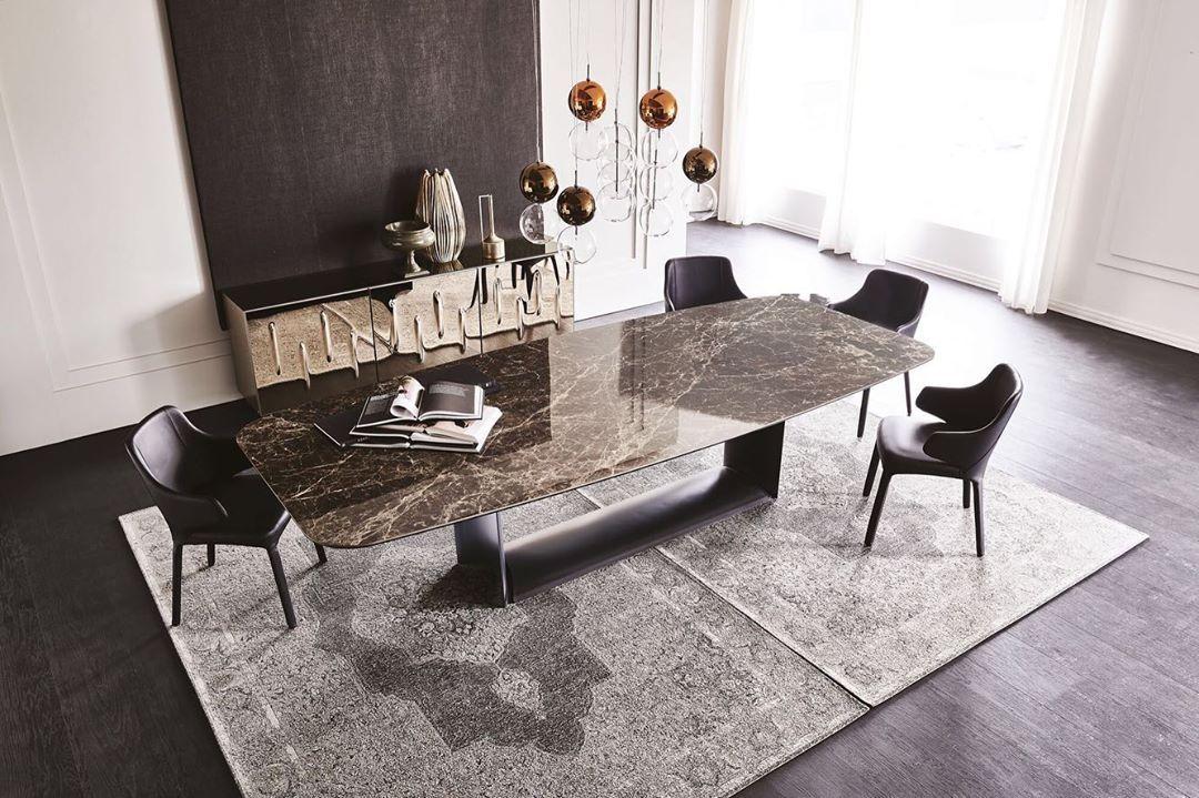 Dragon Keramik Premium Dining Table Dining Table Marble Modern Marble Dining Tables Keramik Dining Table