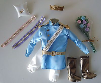 BARBIE/ KEN Doll Clothes/Fashion Royal/King/Prince Garment Set NICE! NEW! https://t.co/UdP3Oq8tAh https://t.co/MtNp1A2kT5