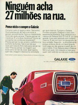 Galaxie - Ford