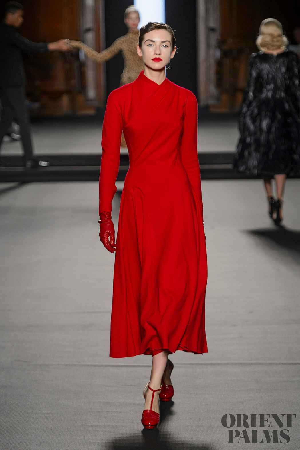 aef117a0261 Julien Fournie Automne-hiver 2018-2019 - Haute couture, 2019 | red ...