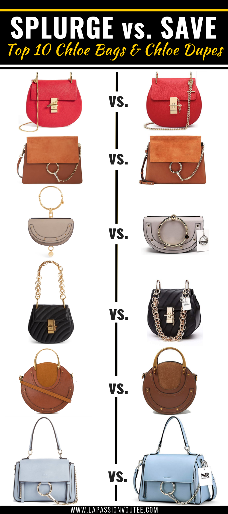 604d6faccbbc On the hunt for a Chloe bag dupe  Then you want to read this post first.  This is your ultimate guide to the most popular Chloe bags and where to  shop Chloe ...