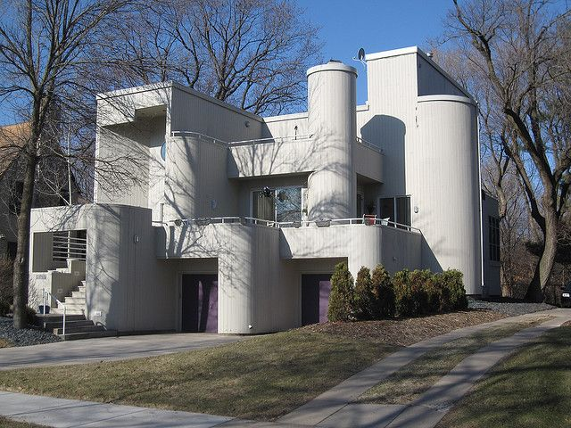 really cool house in minneapolis