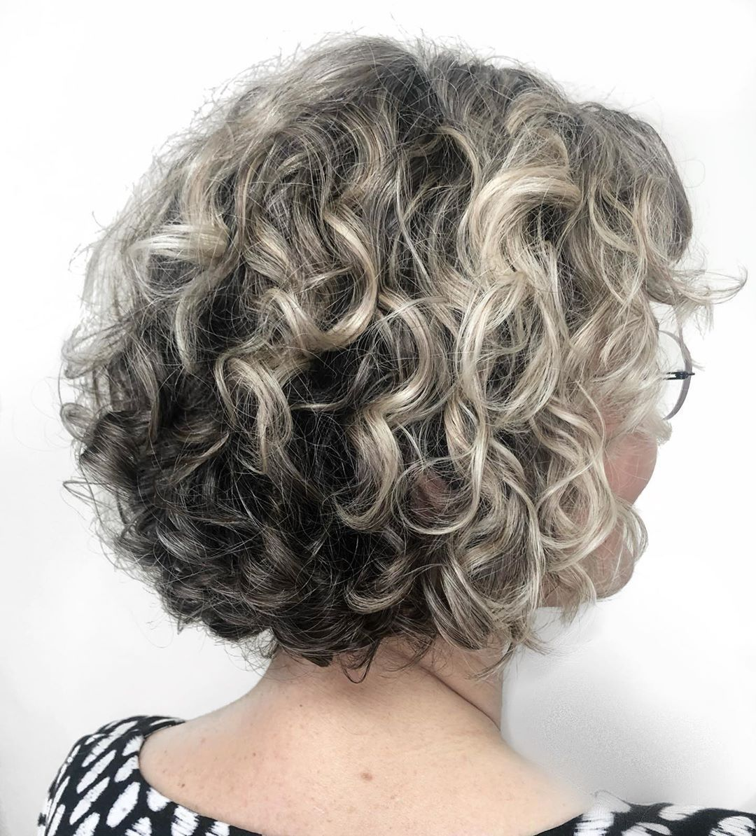 Anjelica Curly Hair Specialist On Instagram G R A Y Hair Yep I Said It We Are All Going To Get Th Curly Hair Styles Curly Hair Specialist Grey Hair Color