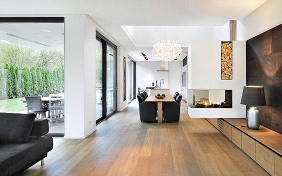 1110 Einfamilienhaus, Neubau | a.punkt architekten #amenagementmaison