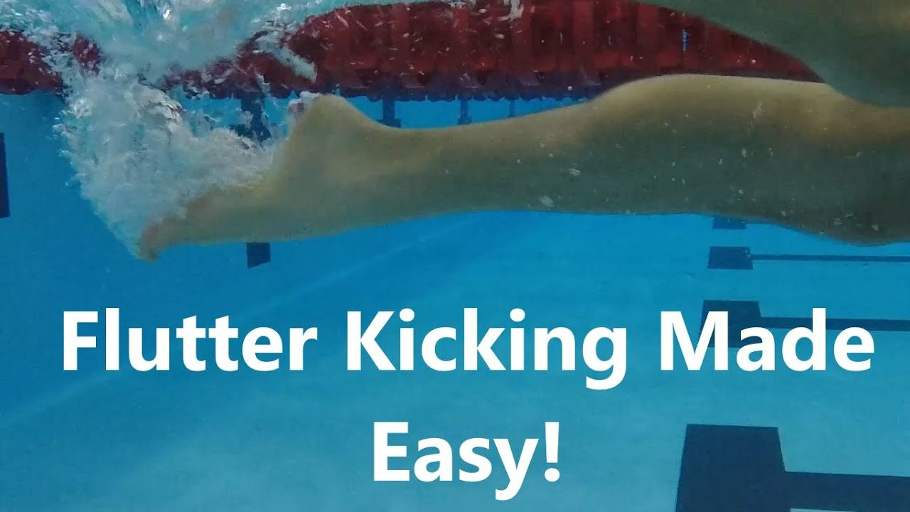 Simple Step By Step Process On How To Freestyle Front Crawl Kick Swimming Motivation Swimming Workout Swimming Drills