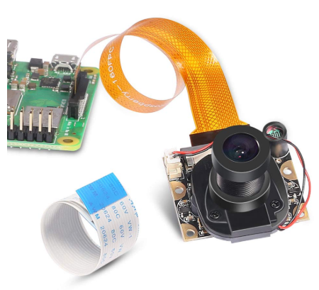 📷Camera module for Raspberry Pi, Fully compatible with