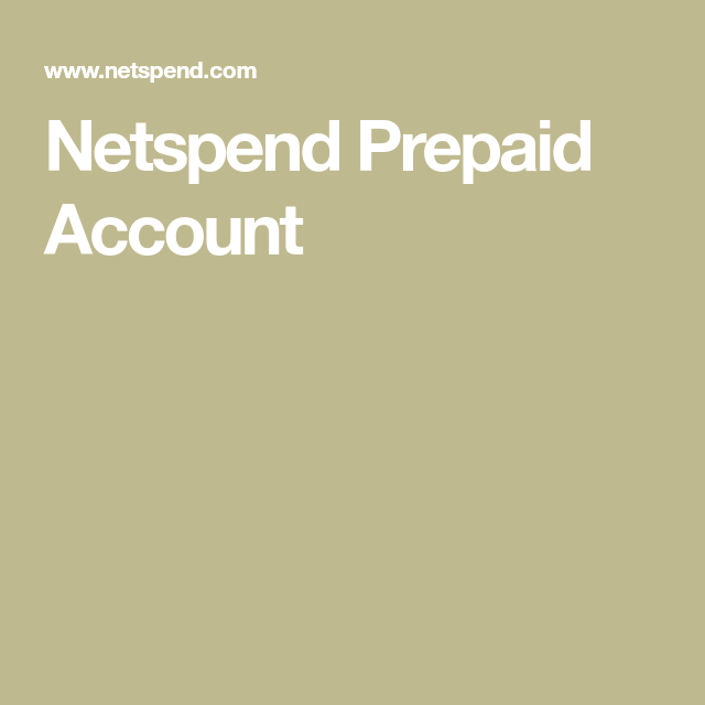 Netspend Prepaid Account Accounting, Google play codes
