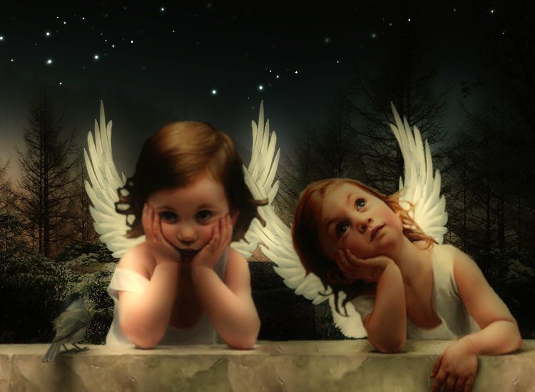 imagenes de angeles | ... Imágenes de plantillas de miskani . Con la tecnología de Blogger