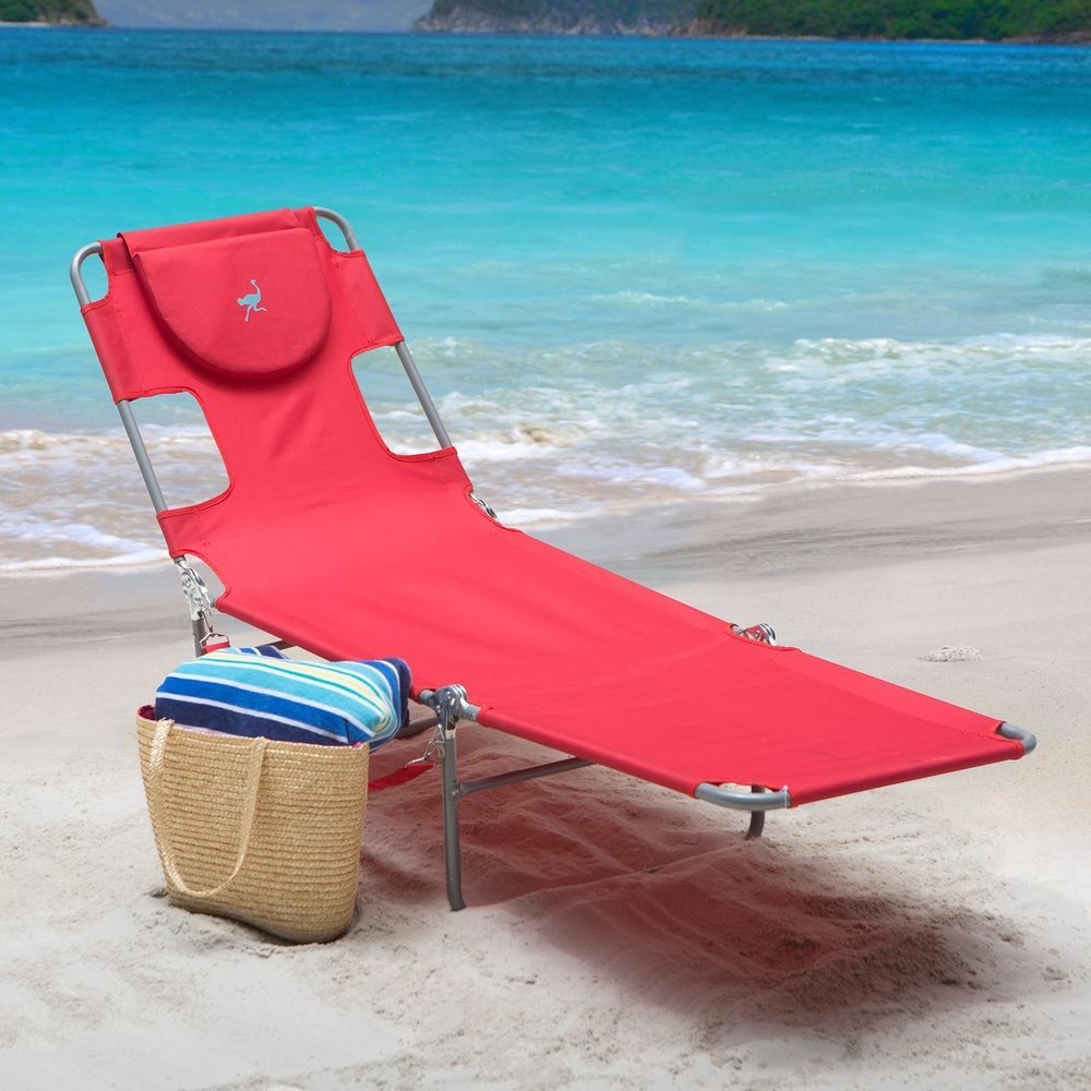 Phenomenal Details About Outdoor Folding Reclining Beach Sun Patio Caraccident5 Cool Chair Designs And Ideas Caraccident5Info