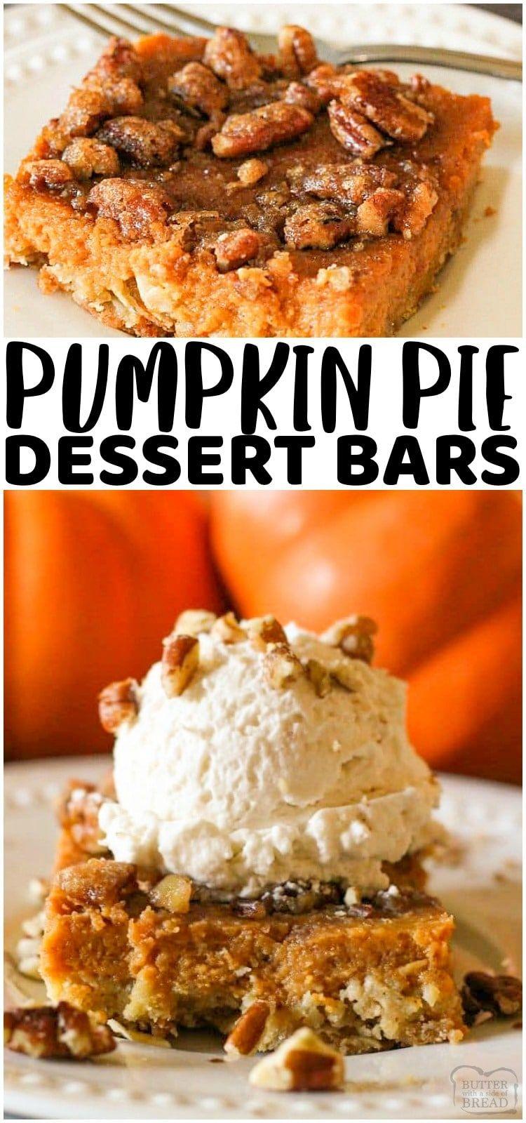 Pumpkin Pie Bars Pumpkin Pie Bars Best Pumpkin Pie Recipe Pumpkin Pie Bars Recipe